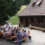 Hütte Sommer2