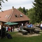 Hütte Sommer1